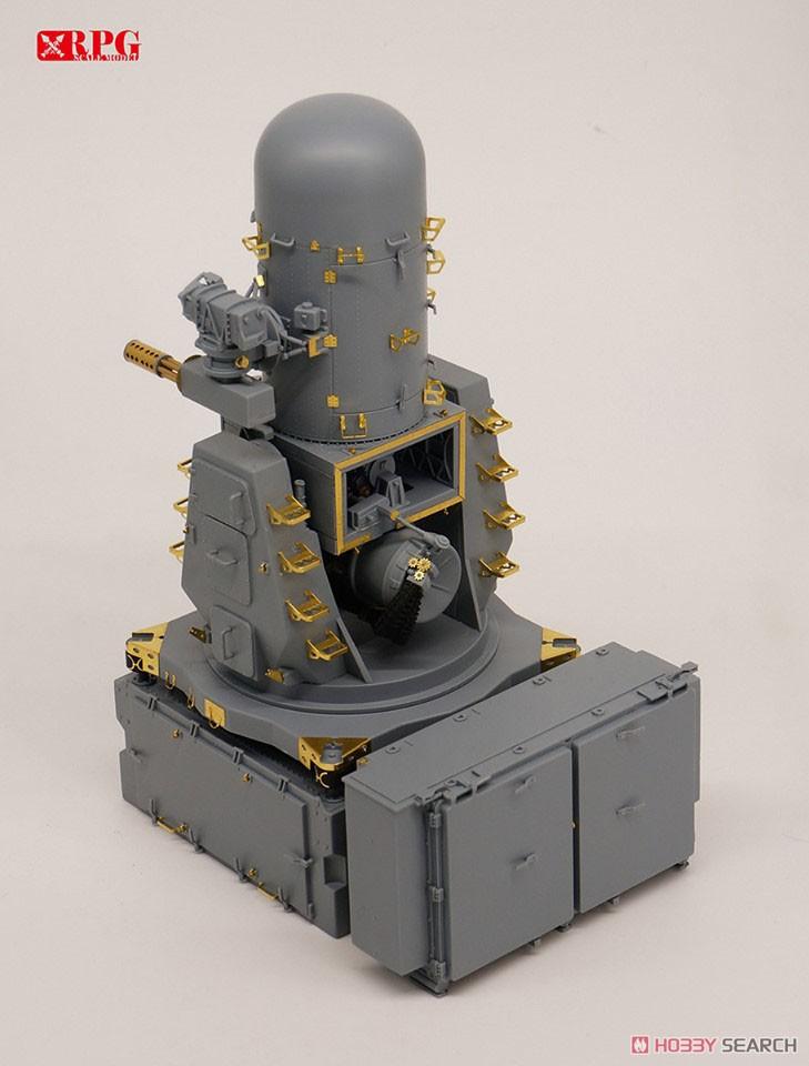 1/35『アメリカ海軍 MK-15 ファランクス』プラモデル-016