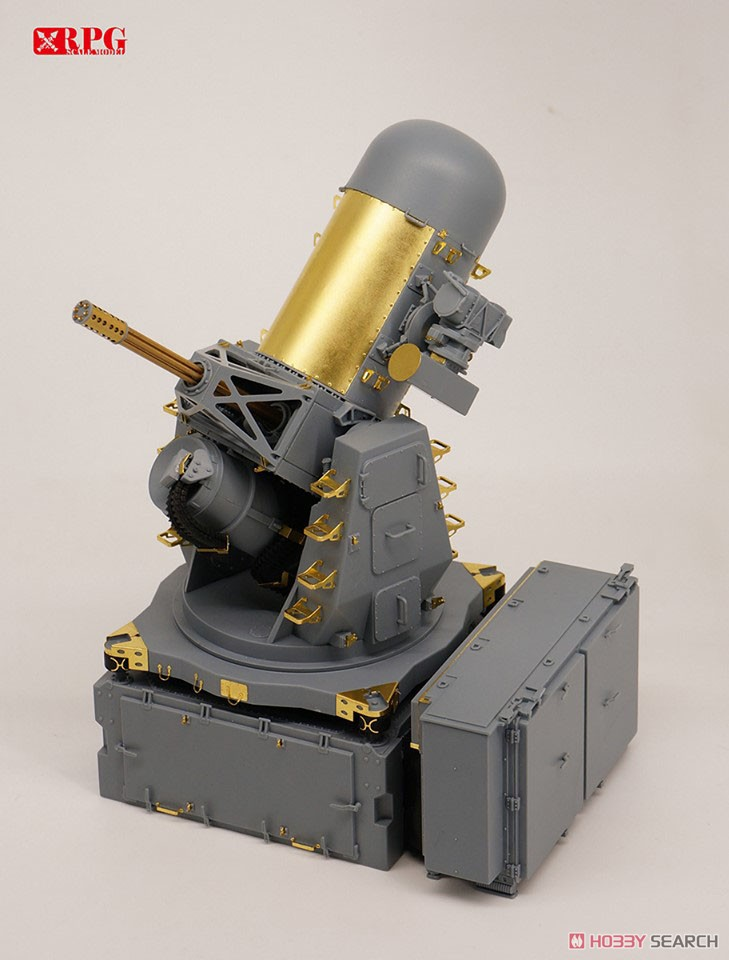1/35『アメリカ海軍 MK-15 ファランクス』プラモデル-018