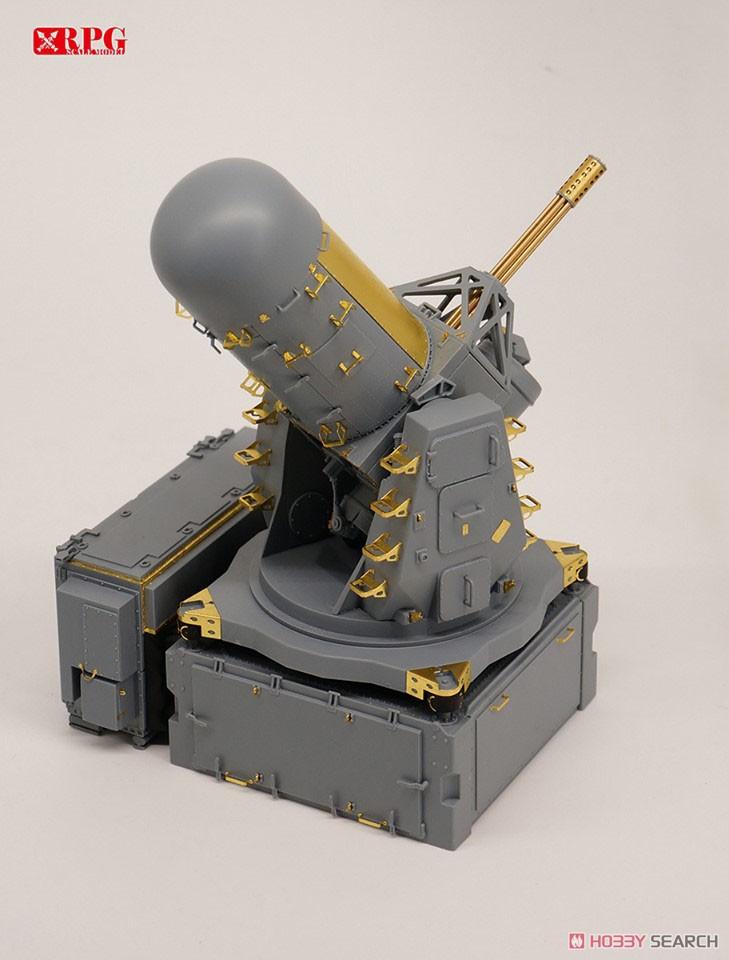 1/35『アメリカ海軍 MK-15 ファランクス』プラモデル-019