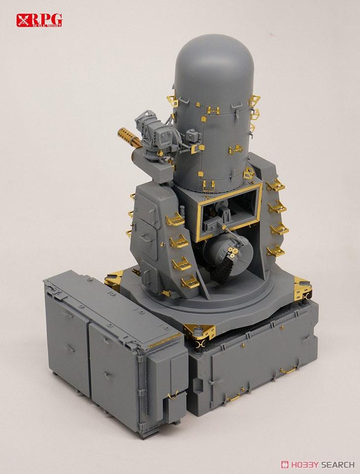 1/35『アメリカ海軍 MK-15 ファランクス』プラモデル-020