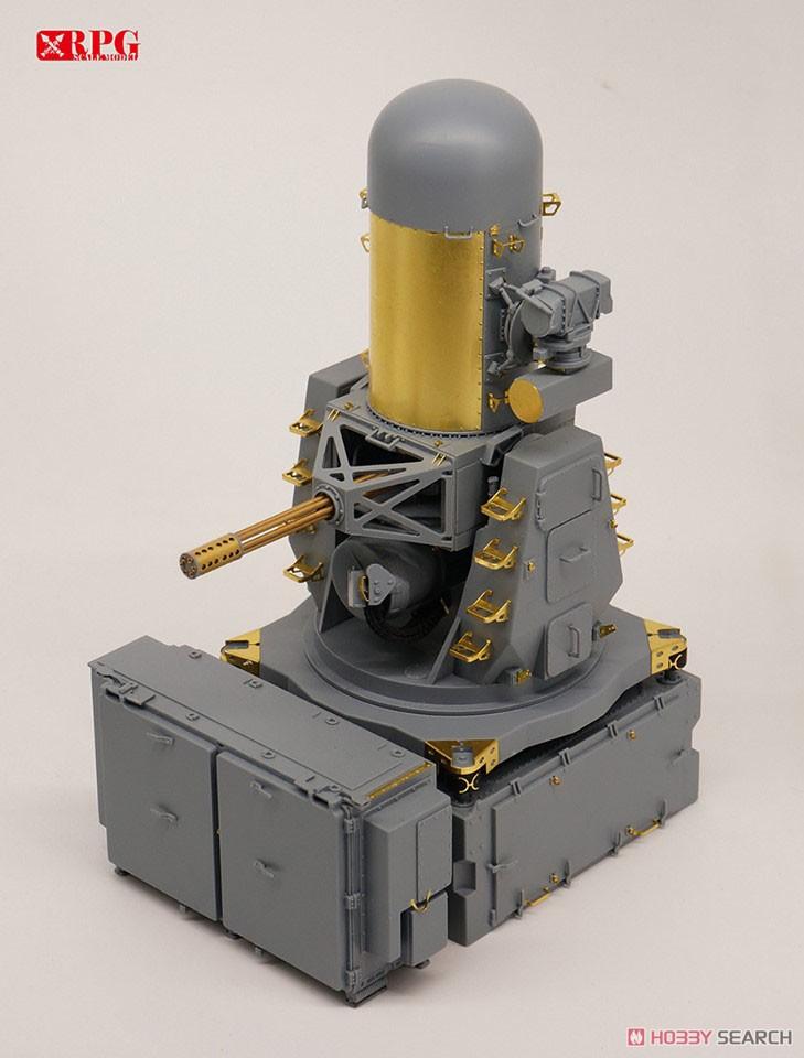1/35『アメリカ海軍 MK-15 ファランクス』プラモデル-021