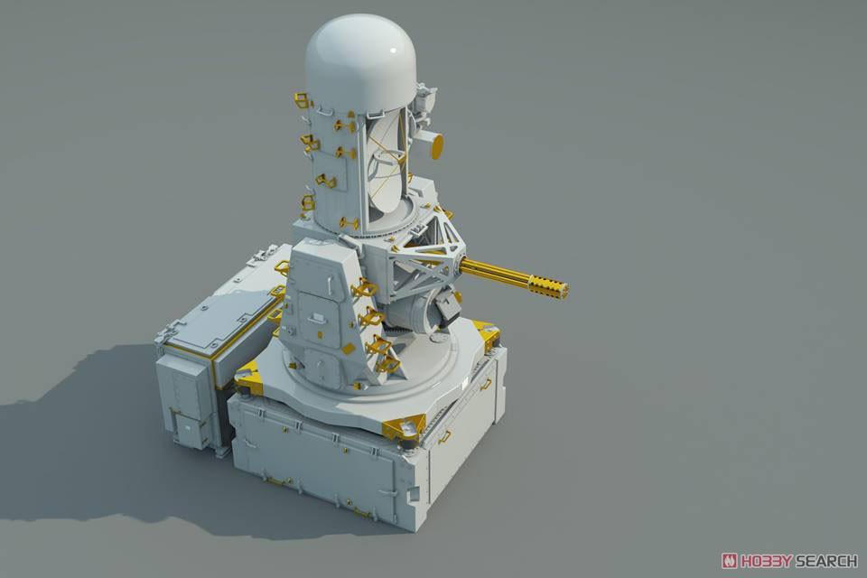 1/35『アメリカ海軍 MK-15 ファランクス』プラモデル-027