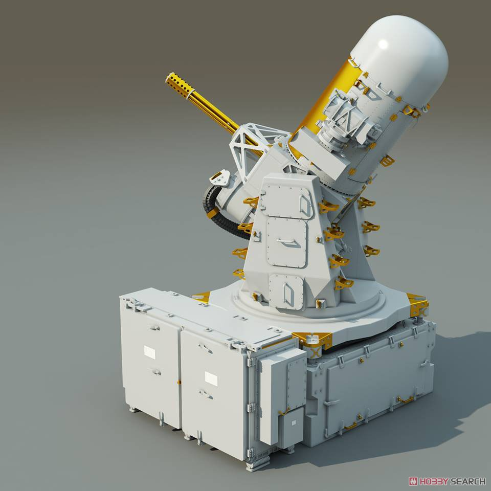 1/35『アメリカ海軍 MK-15 ファランクス』プラモデル-030