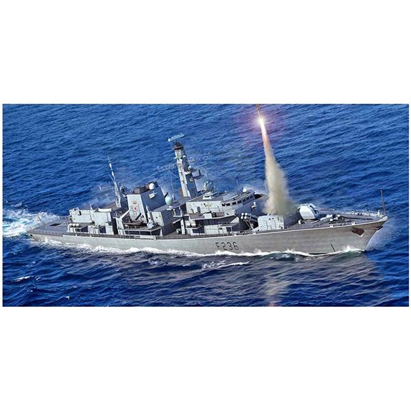 1/700『イギリス海軍 23型フリゲート HMS モントローズ(F236)』プラモデル