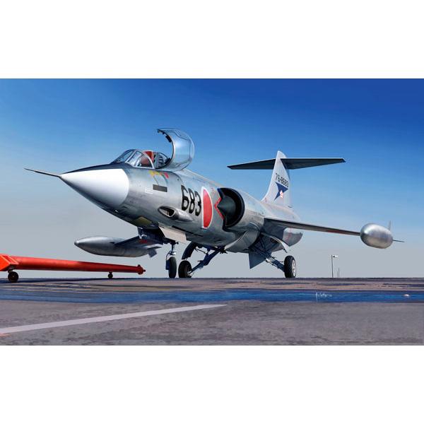1/48『F-104J スターファイター 航空自衛隊』プラモデル