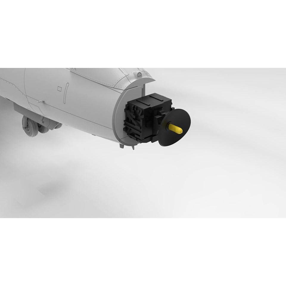 1/48『F-104J スターファイター 航空自衛隊』プラモデル-004