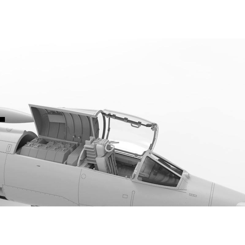 1/48『F-104J スターファイター 航空自衛隊』プラモデル-005