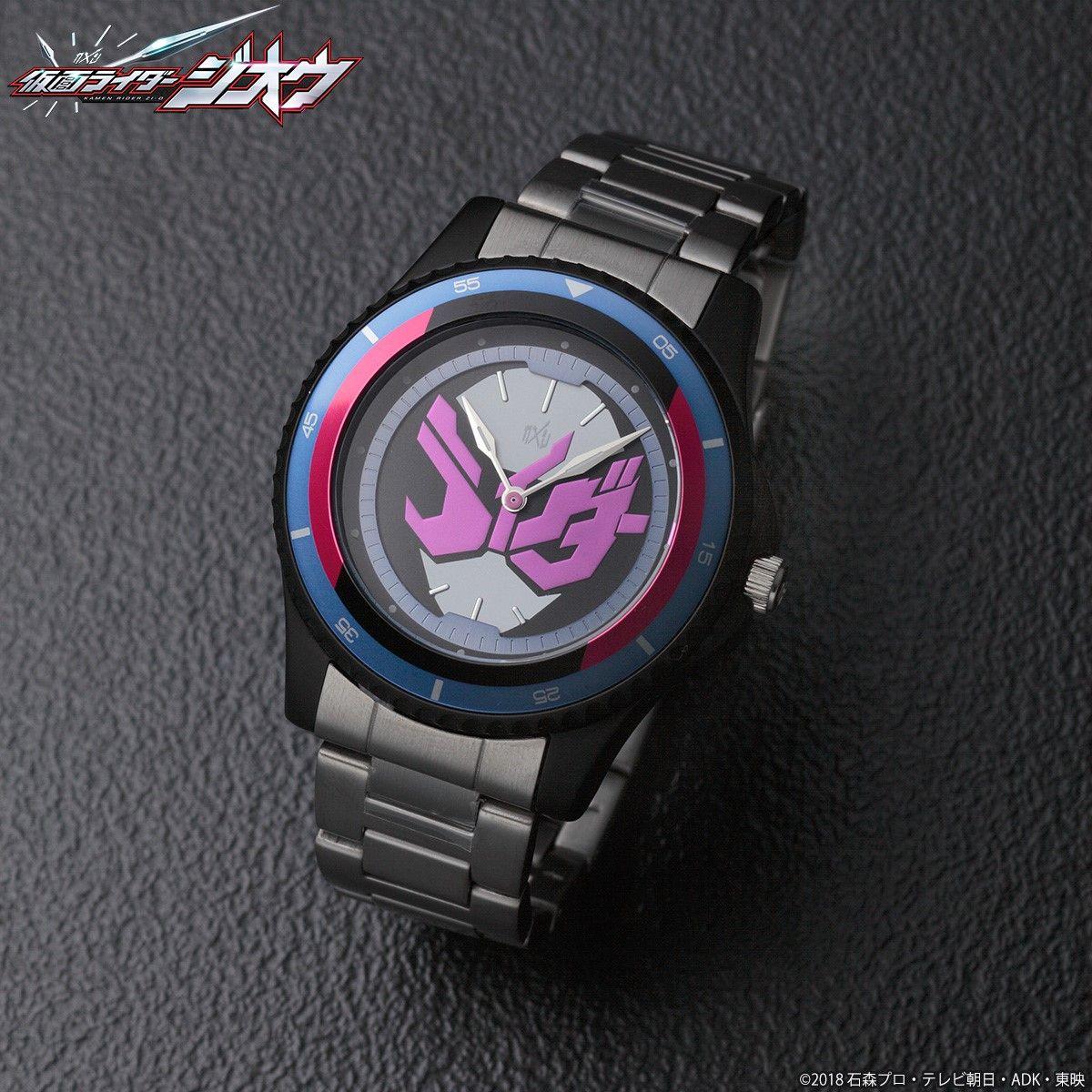Live Action Watc『ジオウ』仮面ライダージオウ 腕時計-001
