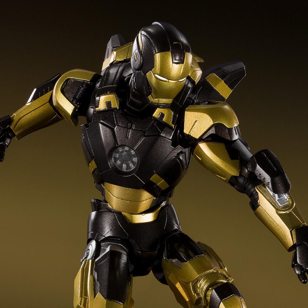 S.H.フィギュアーツ『アイアンマン マーク20 パイソン』アイアンマン3 可動フィギュア-001