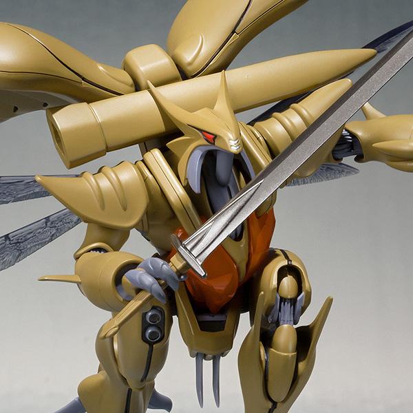 ROBOT魂〈SIDE AB〉『ボチューン(量産型)』聖戦士ダンバイン 可動フィギュア