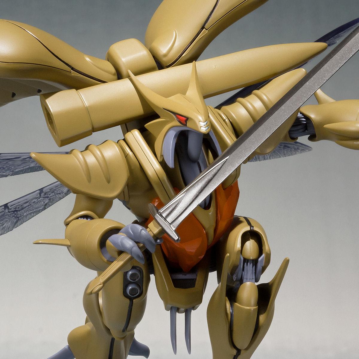 ROBOT魂〈SIDE AB〉『ボチューン(量産型)』聖戦士ダンバイン 可動フィギュア-001
