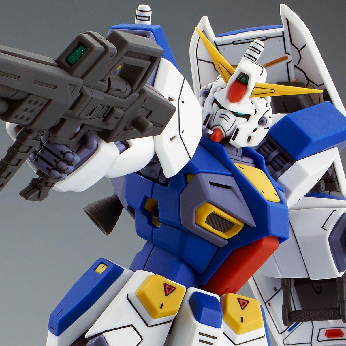 MG 1/100『ガンダムF90』プラモデル-001