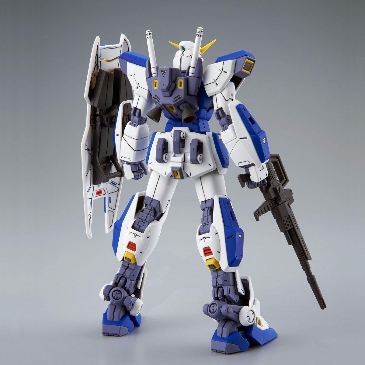 MG 1/100『ガンダムF90』プラモデル-003