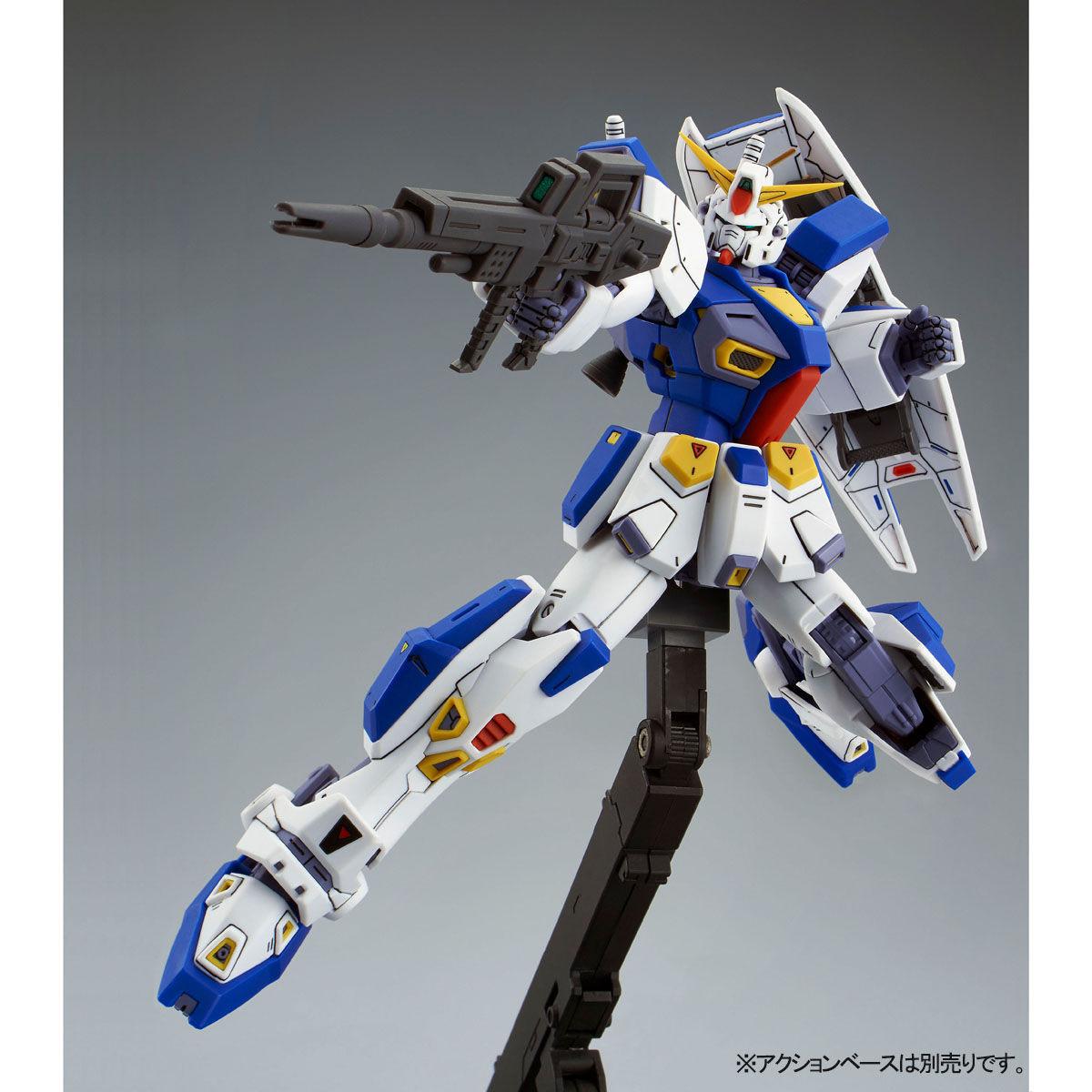 MG 1/100『ガンダムF90』プラモデル-004