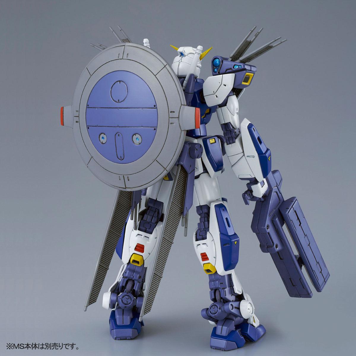 MG 1/100『ガンダムF90用 ミッションパック Eタイプ&Sタイプ』プラモデル-006