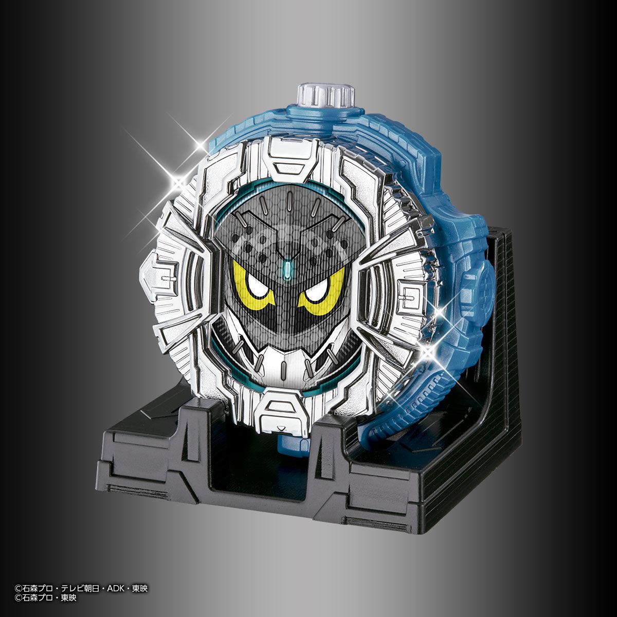 仮面ライダージオウ サウンドライドウォッチシリーズ『GPライドウォッチPB01』ガシャポン-009