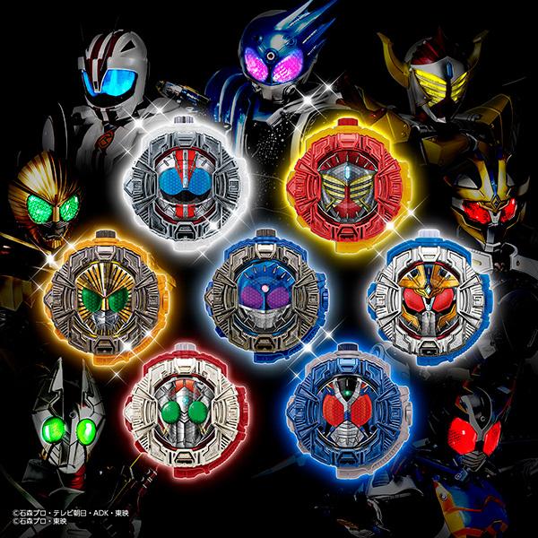 仮面ライダージオウ サウンドライドウォッチシリーズ『GPライドウォッチPB02』ガシャポン