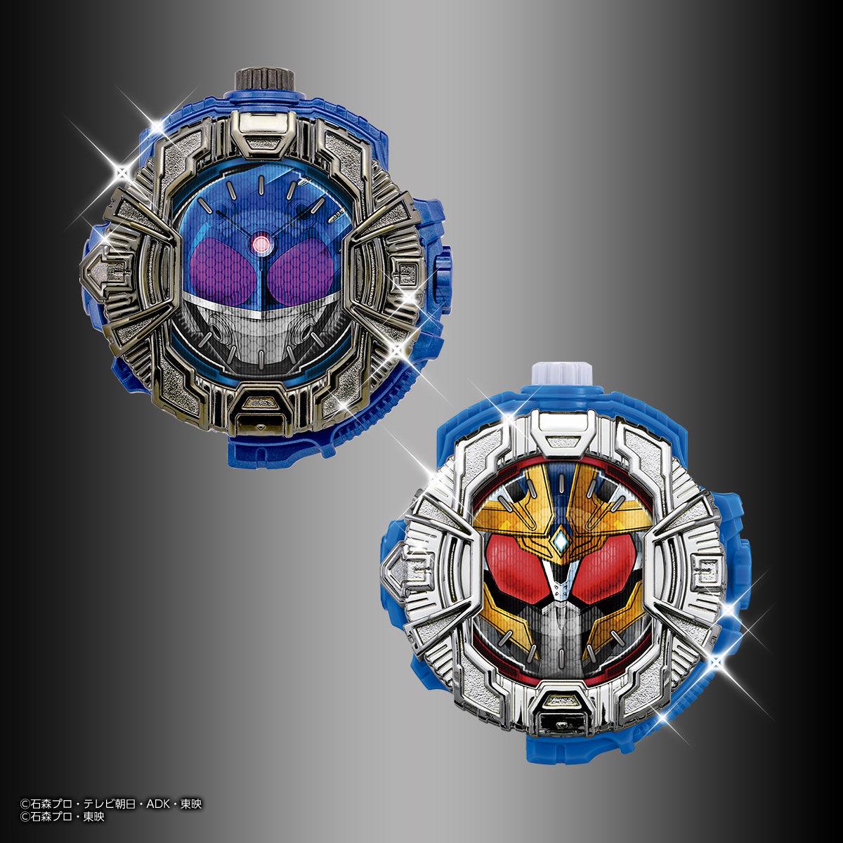 仮面ライダージオウ サウンドライドウォッチシリーズ『GPライドウォッチPB02』ガシャポン-004