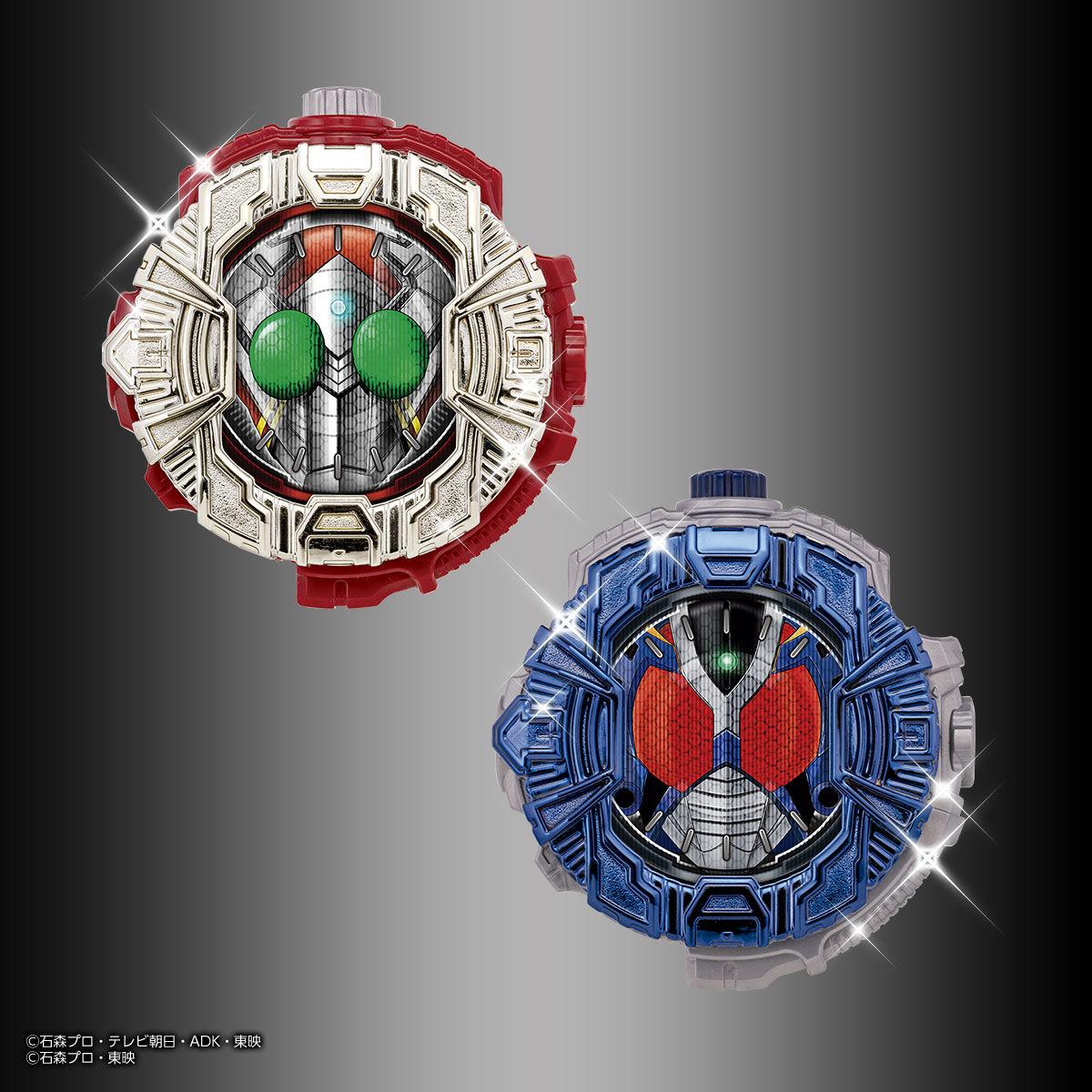 仮面ライダージオウ サウンドライドウォッチシリーズ『GPライドウォッチPB02』ガシャポン-005