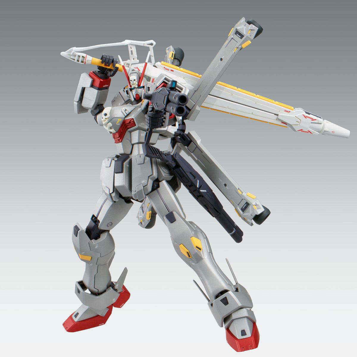 MG 1/100『クロスボーン・ガンダムX-0 Ver.Ka』プラモデル-004