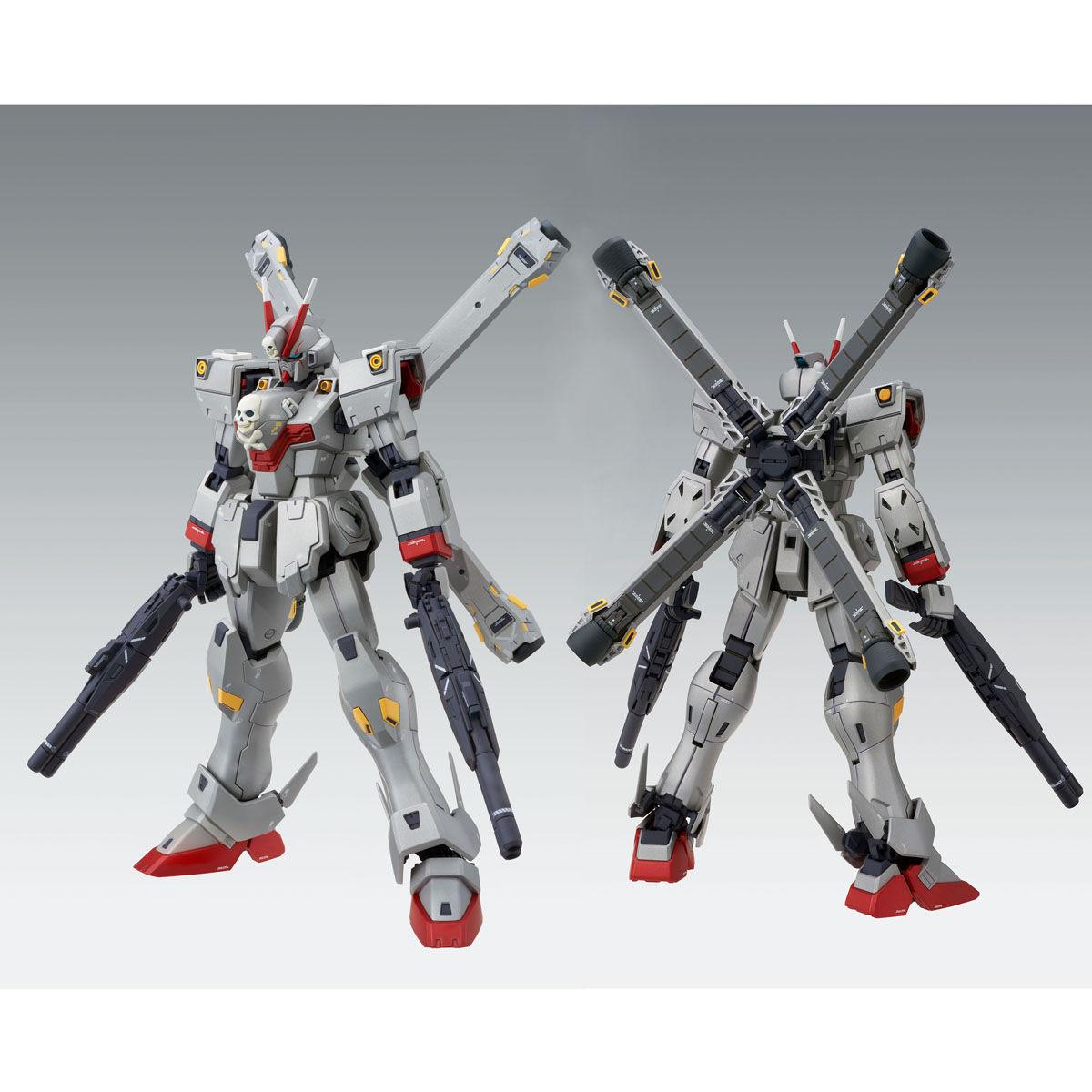MG 1/100『クロスボーン・ガンダムX-0 Ver.Ka』プラモデル-007