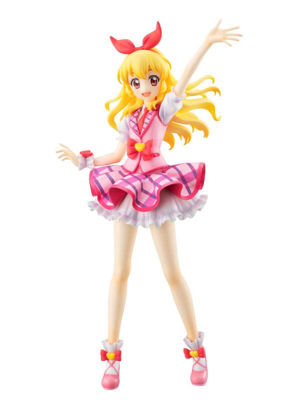 Lucrea/ルクリア『星宮いちご ピンクステージコーデ』アイカツ!1/7 完成品フィギュア-001
