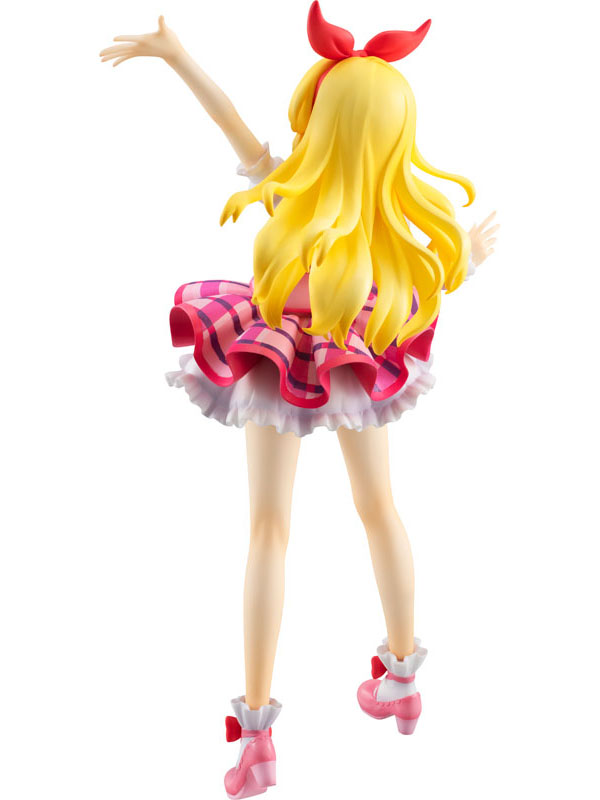 Lucrea/ルクリア『星宮いちご ピンクステージコーデ』アイカツ!1/7 完成品フィギュア-003