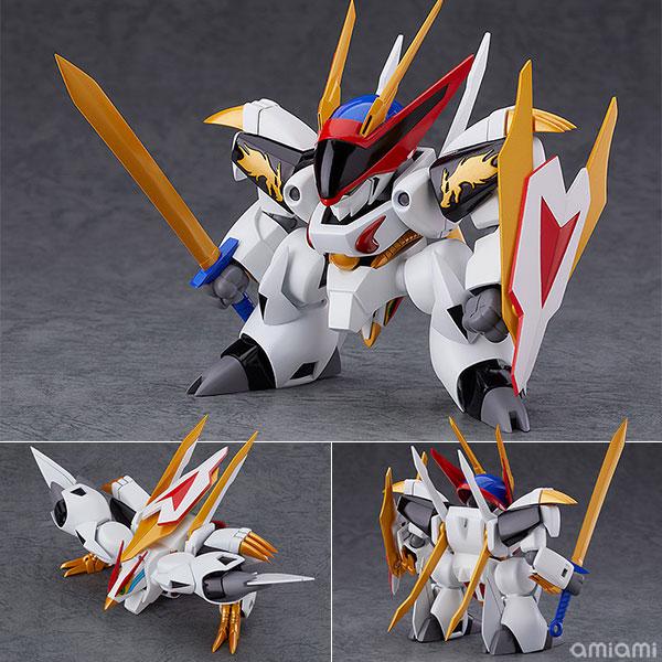 PLAMAX MS-05『龍王丸』魔神英雄伝ワタル プラモデル