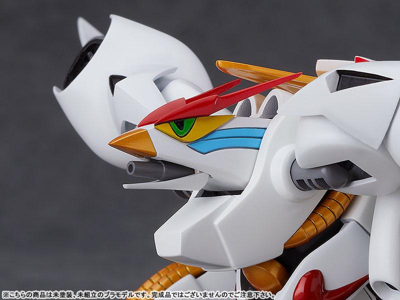 PLAMAX MS-05『龍王丸』魔神英雄伝ワタル プラモデル-006