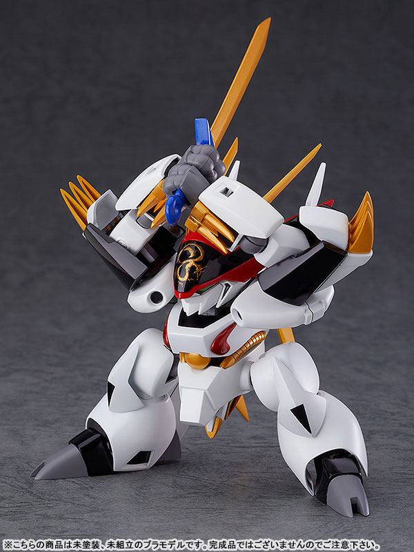 PLAMAX MS-05『龍王丸』魔神英雄伝ワタル プラモデル-007