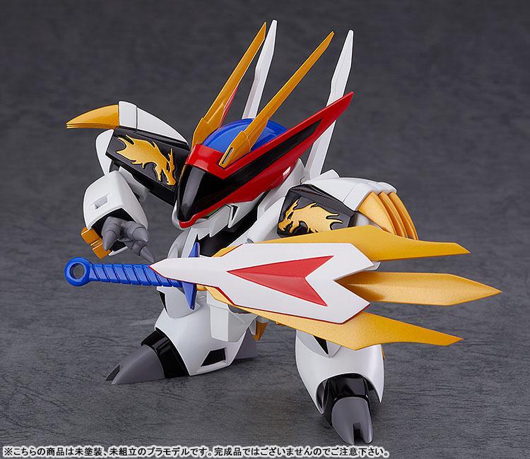 PLAMAX MS-05『龍王丸』魔神英雄伝ワタル プラモデル-008