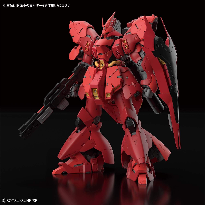 【再販】RG 1/144『サザビー』逆襲のシャア プラモデル-002