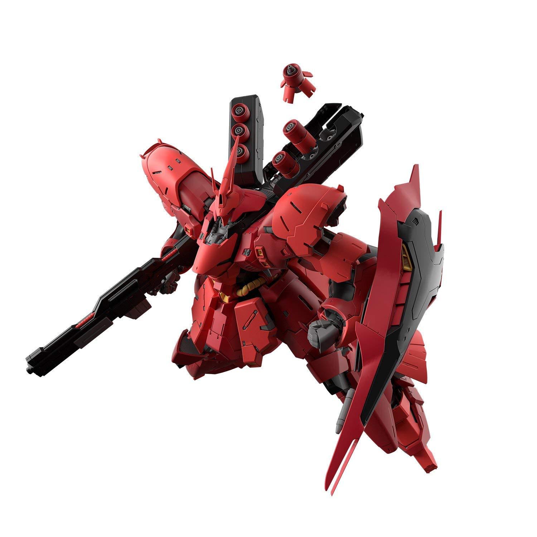 【再販】RG 1/144『サザビー』逆襲のシャア プラモデル-004