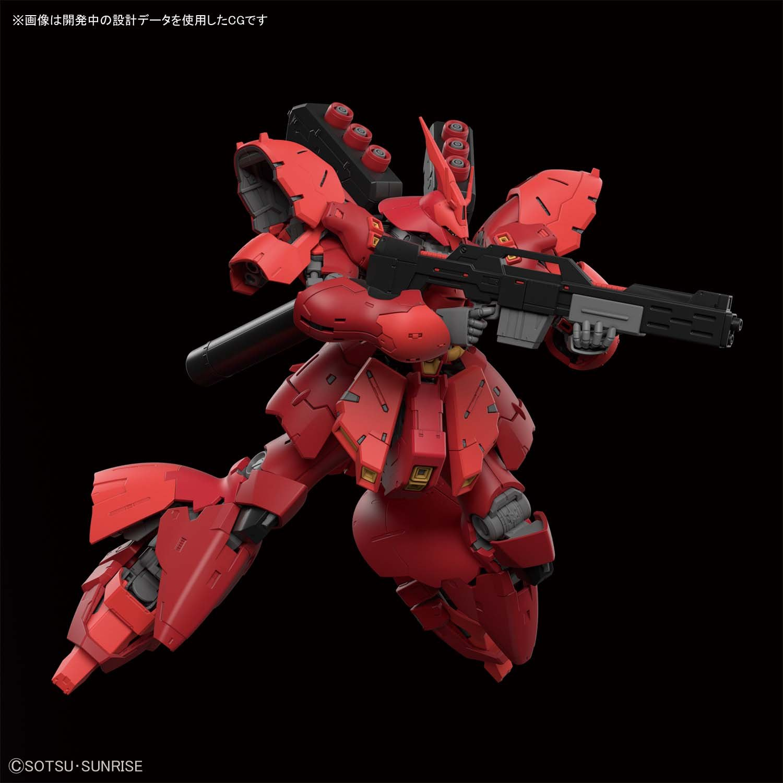 【再販】RG 1/144『サザビー』逆襲のシャア プラモデル-005
