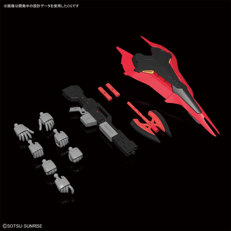 【再販】RG 1/144『サザビー』逆襲のシャア プラモデル-006