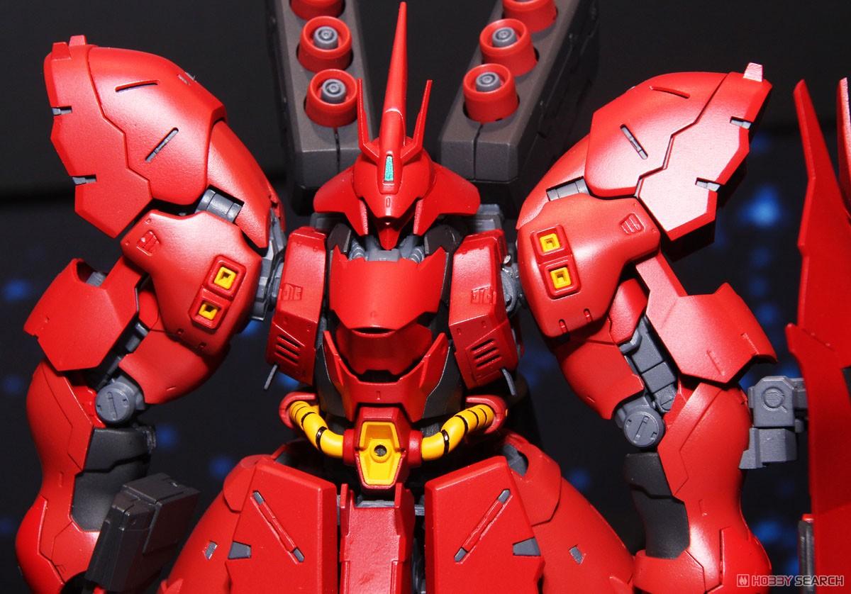 【再販】RG 1/144『サザビー』逆襲のシャア プラモデル-011