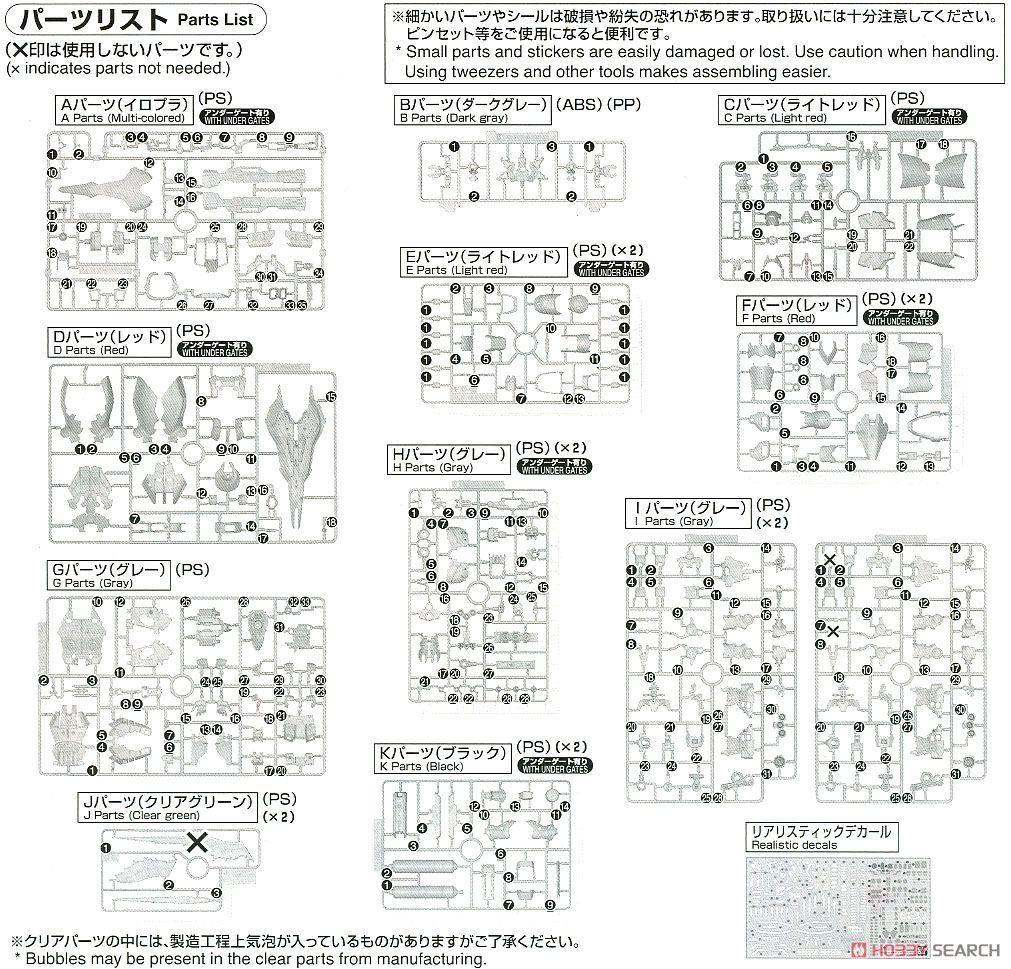 【再販】RG 1/144『サザビー』逆襲のシャア プラモデル-033