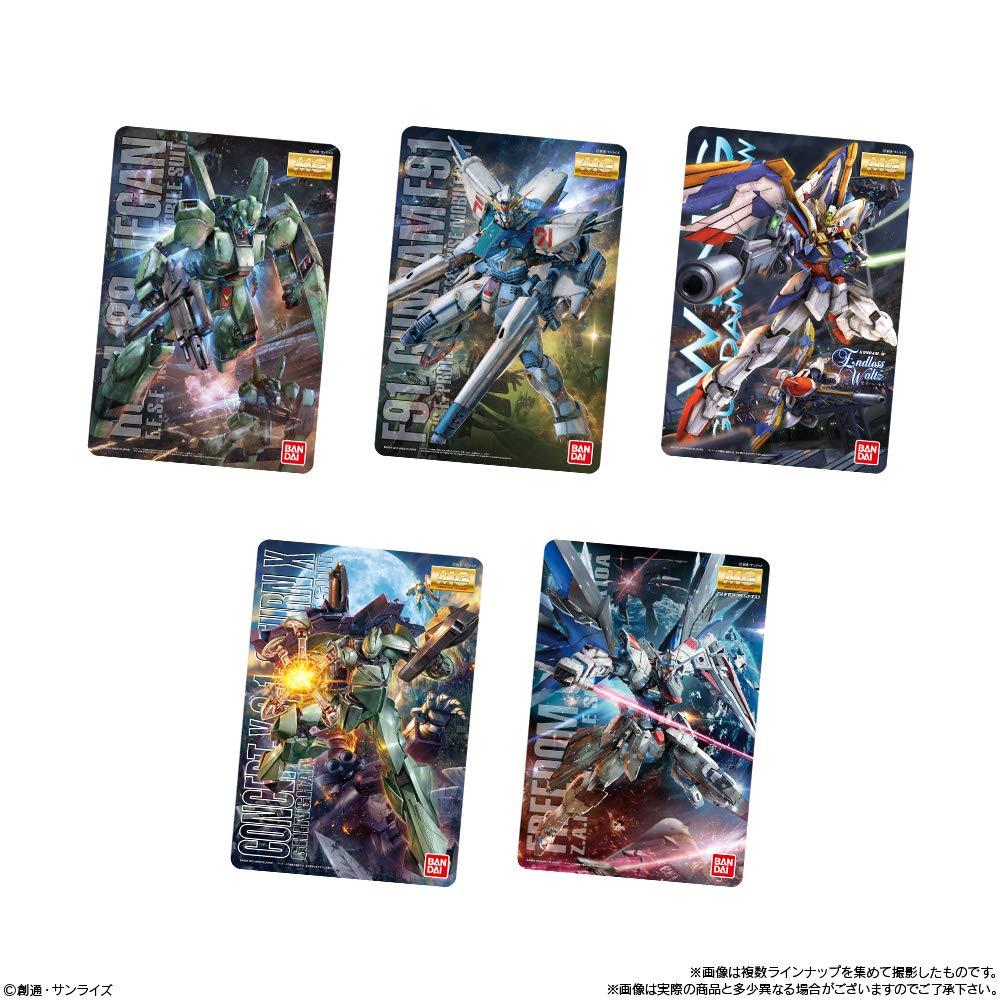 【再販】【食玩】『GUNDAMガンプラ パッケージアートコレクション チョコウエハース』20個入りBOX-006