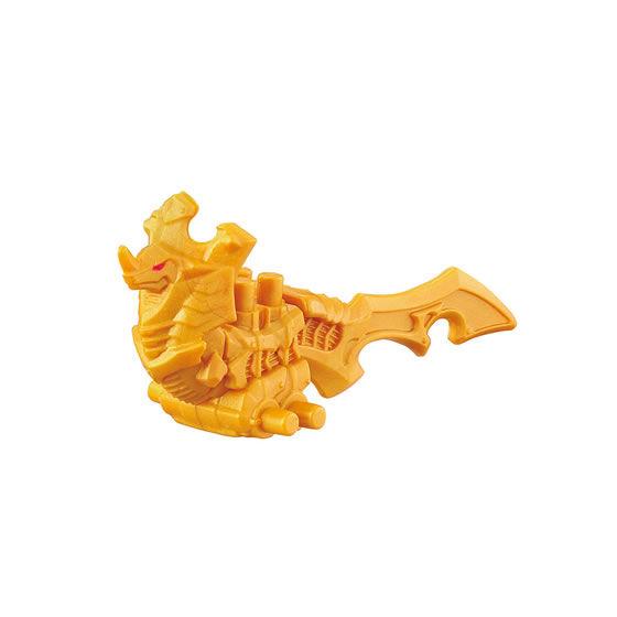 騎士竜戦隊リュウソウジャー『ガシャポン可動変形キシリュウジン』ガシャポン-003
