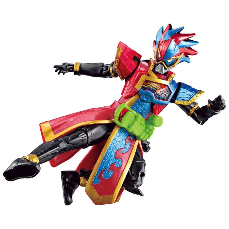 RKFレジェンドライダーシリーズ『仮面ライダーパラドクス パーフェクトノックアウトゲーマー レベル99』可動フィギュア-002