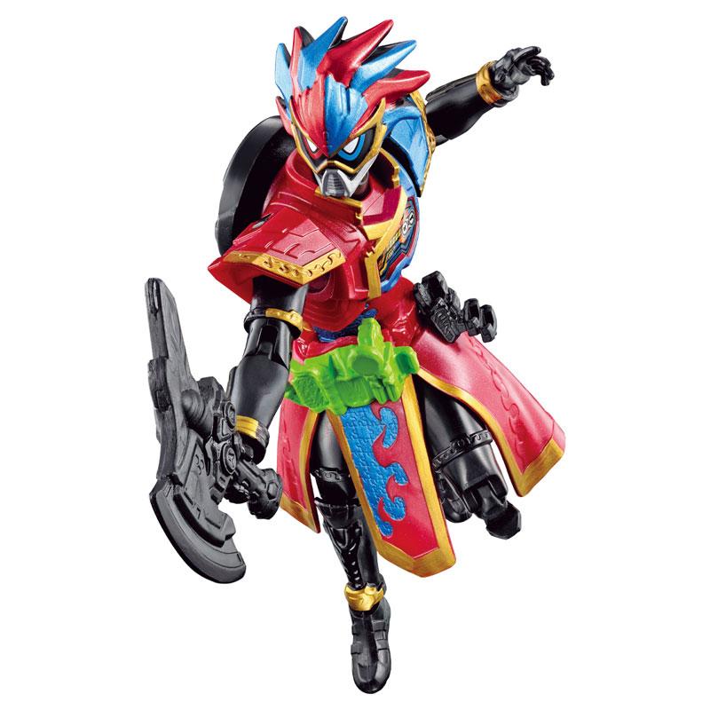 RKFレジェンドライダーシリーズ『仮面ライダーパラドクス パーフェクトノックアウトゲーマー レベル99』可動フィギュア-003