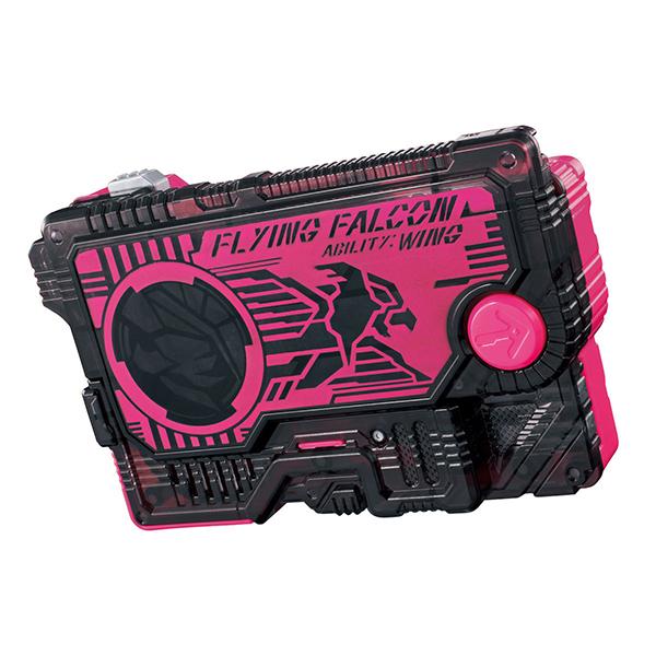 仮面ライダーゼロワン『DXフライングファルコンプログライズキー』変身なりきり