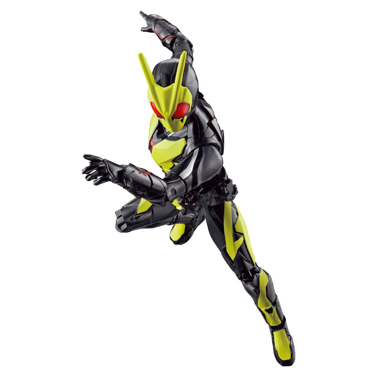 RKF『仮面ライダーゼロワン ライジングホッパー』可動フィギュア-002