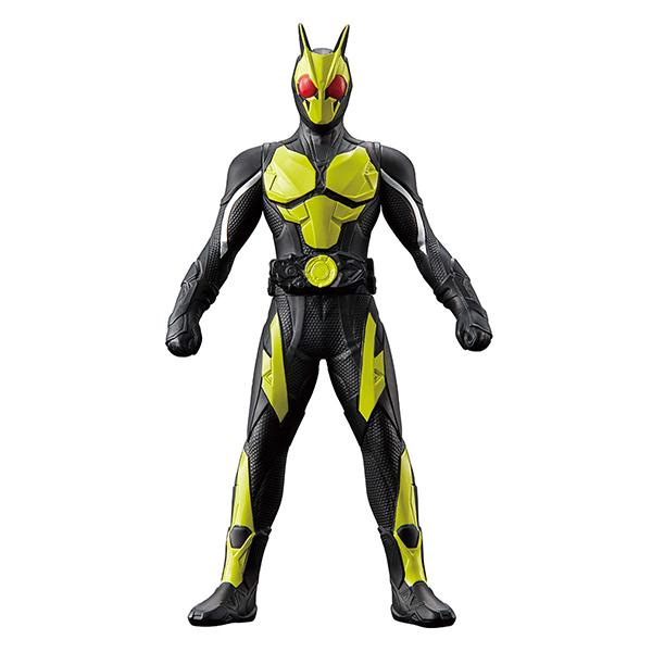 ライダーヒーローシリーズ01『仮面ライダーゼロワン ライジングホッパー』フィギュア
