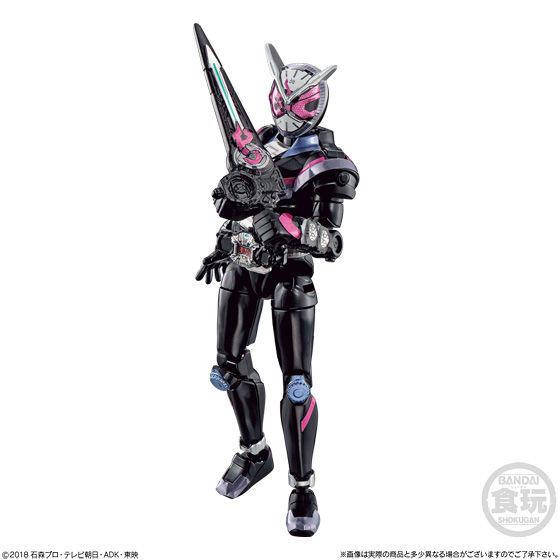 【食玩】装動『仮面ライダージオウ RIDE11セット』可動フィギュア-007