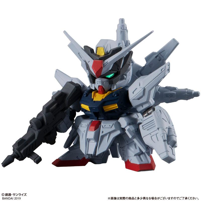 機動戦士ガンダム『ガシャポン戦士フォルテ10』12個入りBOX-003