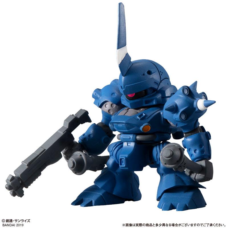 機動戦士ガンダム『ガシャポン戦士フォルテ10』12個入りBOX-004