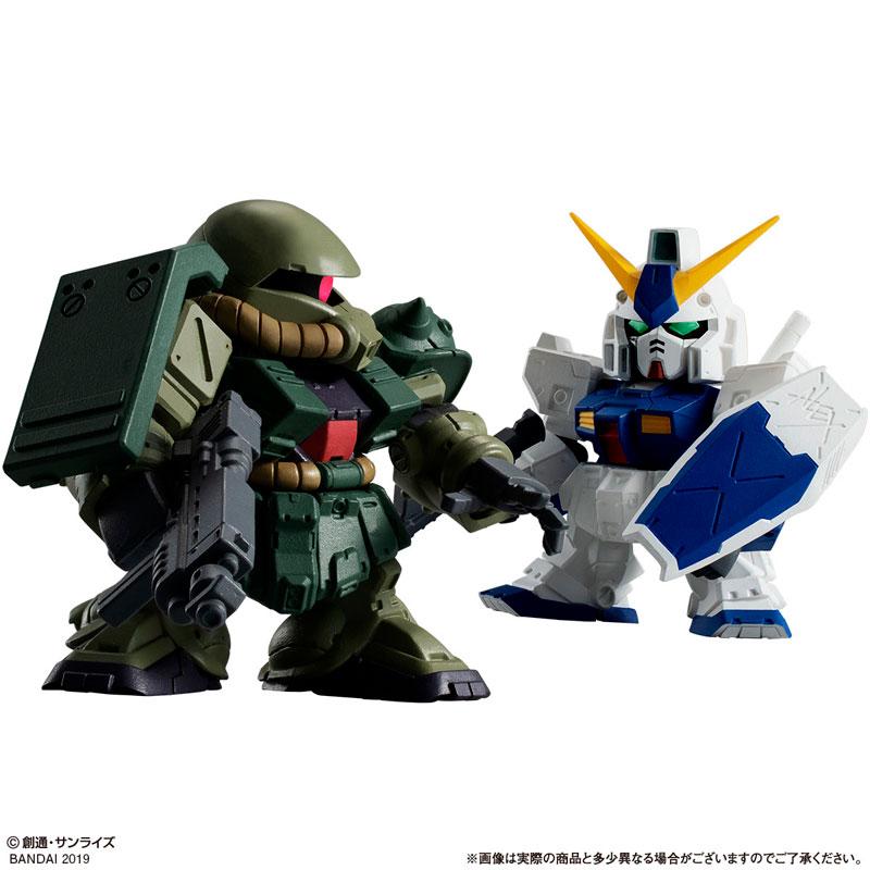 機動戦士ガンダム『ガシャポン戦士フォルテ10』12個入りBOX-006
