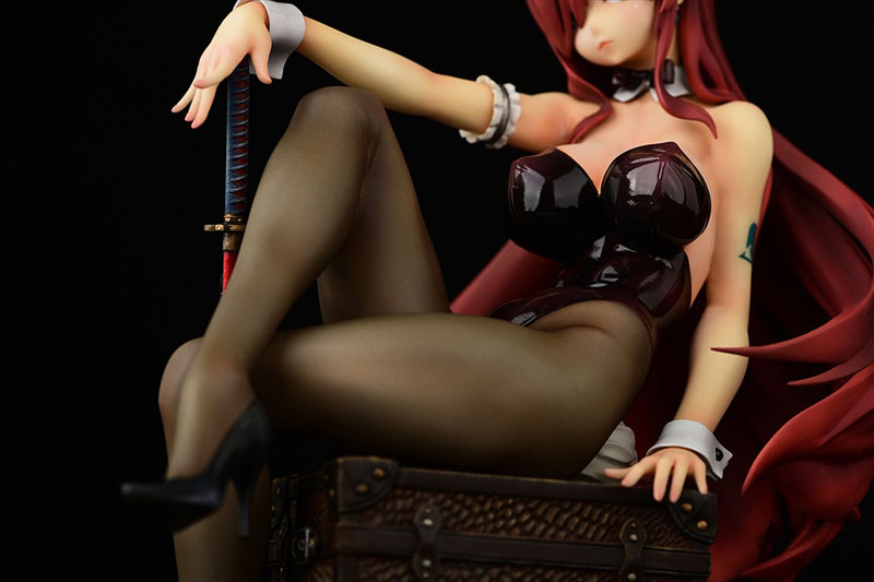 FAIRY TAIL『エルザ・スカーレット Bunny girl_Style』1/6 完成品フィギュア-006