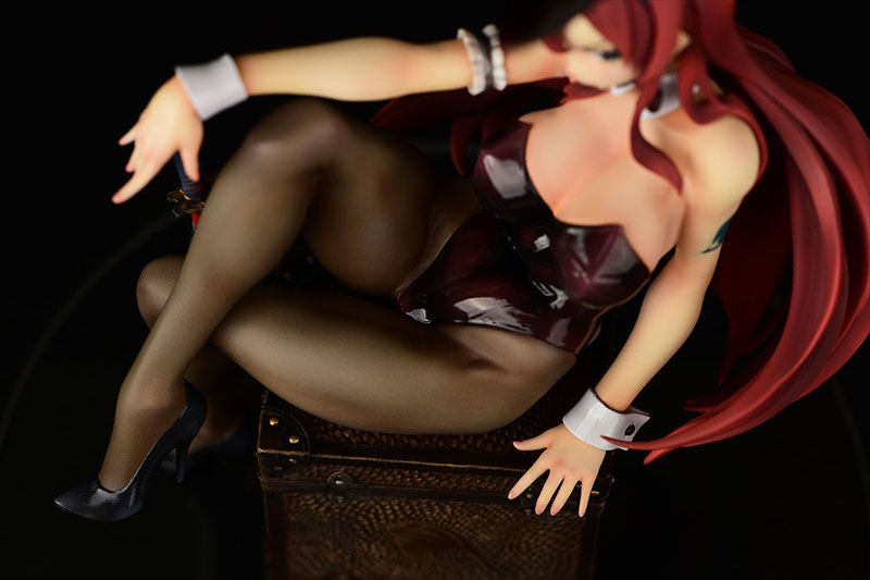 FAIRY TAIL『エルザ・スカーレット Bunny girl_Style』1/6 完成品フィギュア-007